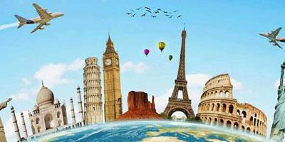 海外风景线